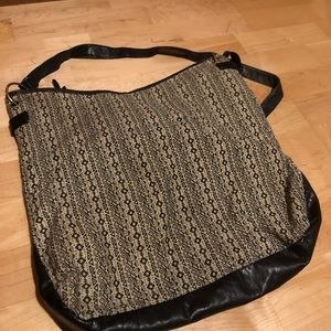 Mossimo Supply Co. Bags - Target Tribal Printed Shoulder Bag!